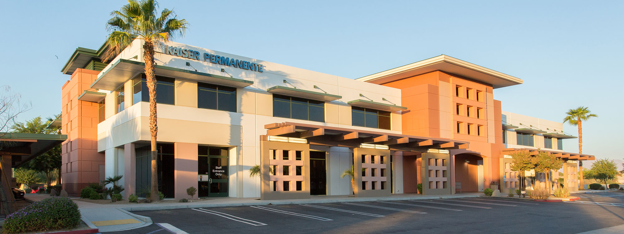 Medical facility builder - Palm Desert Construction firm - JW Design & Construction