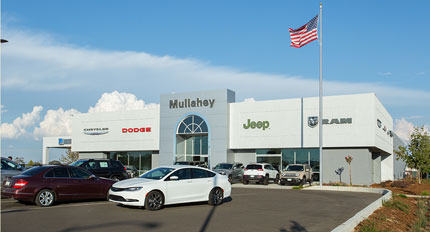 Mulahey-Chrysler General Contractor - JW Design & Construction
