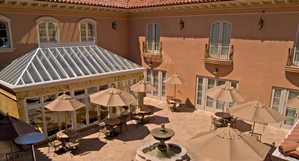 San Luis Obispo Construction Company - Hotel Contractor - JW Design & Construction