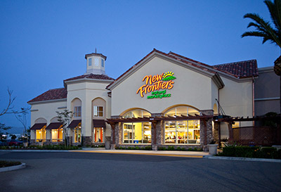San Luis Obispo New Frontiers Market Solvang, CA -  Wood / Timber Framing - Wood Framed Shopping Center construction - Wood Framing contractors - JW Design & Construction