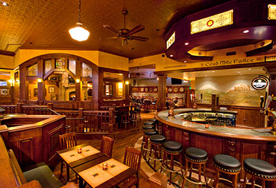 Restaurant Tenant Improvements - Rooneys Pub - JW Design and Construction