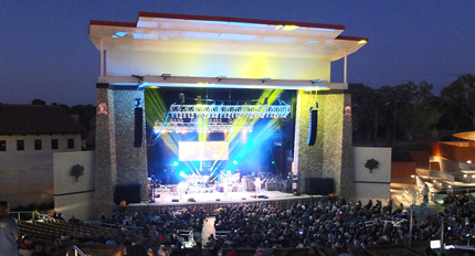 Paso Robles Amphitheater Contractor - Central Coast Best Construction Company - JW Design & Construction