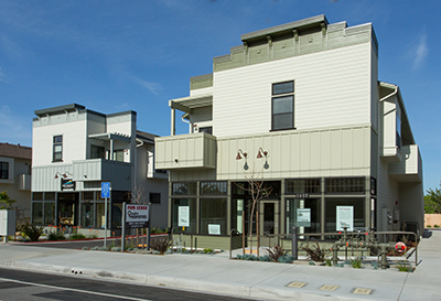 California Mixed-Use Building Construction - J W Design & Construction