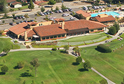 San Luis Obispo Country Club - Wood /Timber Framing - Wood Framed Country Club and Restaurant construction - Wood Framing contractors - JW Design & Construction