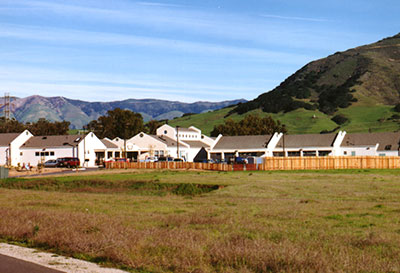 San Luis Obsipo California Private School Builder of Wood / Timber Framing - Wood Framed construction - San Luis Obispo Wood Framing contractors - JW Design & Construction