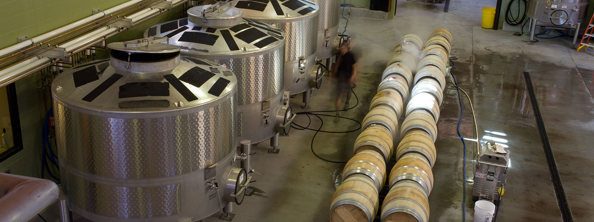 Full Service Winery Construction Company - Paso Robles, CA - JW Design & Construction