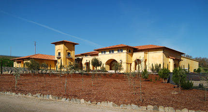 Ag Builder Construction - Paso Robles Winery Builder - JW Design & Construction
