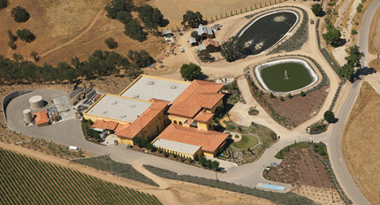 Winery Construction - General Contractor - JW Design & Construction