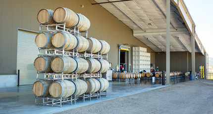 General Contractor California - CA Winery General Contractor - San Antonio Winery Paso Robles Construction Company - JW Design & Construction