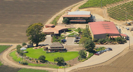 Winery Construction - Arroyo Grande, CA Winery Builder - JW Design & Construction
